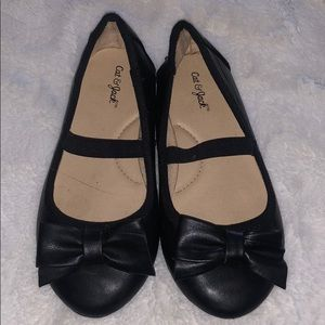Cute Ballet Flats with Bow